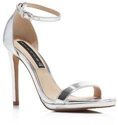 STEVEN BY STEVE MADDEN Rykie High Heel Evening Sandals