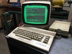 Commodore 64 ancora in uso in un'autofficina, ben 25 anni di servizio - https://goo.gl/555aRD - Tecnologia - Android