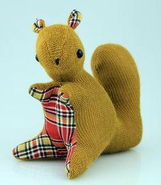 Sweatertoys by Caitlin Wicker, via Behance
