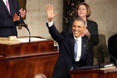 President Obama - 2015 State of the Union address.