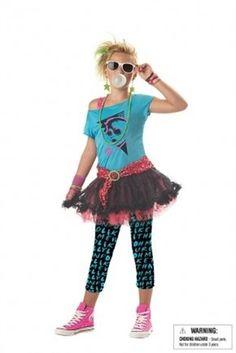 80's costume