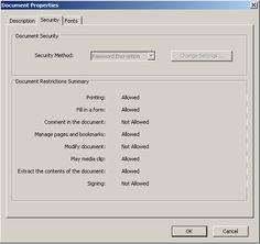 Desproteger PDF que no permiten copiar y pegar (o imprimir..) ~ Security By Default