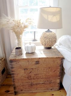 The Long Awaited Home: Decorating for Fall with Neutrals