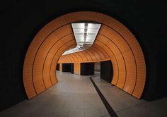The Nick Frank Subway Series Finds Visionary Beauty Underground #design #Creativity trendhunter.com