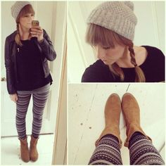 Maternity fashion, pregnant in winter. #outfitideas ...