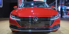 VolksMasters: 2018 Chicago Auto Show: VW's Arteon Wows the Media...