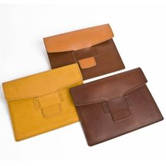 Ipad Covers 2  by Wolfram Lohr  £105.00 http://www.seekandadore.com/c/0/p/ipad-covers-2/869.aspx  Laura says: 'This beautiful leather iPad case is the perfect gift for the techies in your life. My husband would absolutely love this as his iPad goes everywhere with him! It's both stylish and practical - what more could you want?'