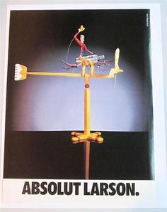 Absolut Vodka Ads and related items
