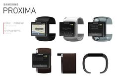 Stylish Samsung Proxima Concept by Johan Loekito – Interior Design, Design News and Architecture Trends