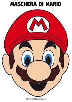 Maschera Mario