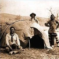this Spring we're going to build a sweat lodge on our property