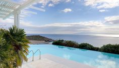 Rent villas and holiday houses in Mykonos. Find cheap or luxury holiday rentals in Mykonos with private pools near the beach and golf. 9 Bedroom Villa, Mykonos Villas, Beautiful Villas, Luxury Holidays, Stunning View, Private Pool, Luxury Villa, Greek Islands, Greece