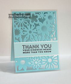 Words of Inspiration, Floral Fusion Cover-Up Die-namics - Michele Boyer #mftstamps