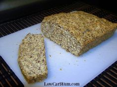 Coconut Flour Low Carb Flax Bread or Muffins