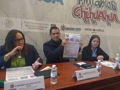 Juntos Pintamos Chihuahua; invita a jóvenes en realizar murales en el Canal | El Puntero
