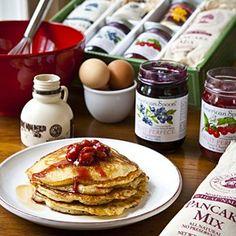 6) Breakfast Box (but DIY -- mix in jars)