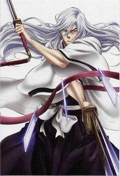Bleach ~~ Intense :: Ukitake-taichou!