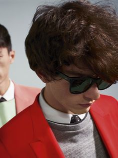 Paul Smith SS13 advertising campaign.