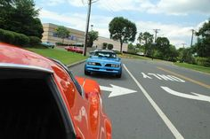 Though muggy as it could be, otherwise the 2017 Trans Am/All Pontiac Run had good weather, and fantastic turnout, with over 25 Pontiacs spanning the years.  We departed the Edison NJ McDonalds around 2:30 p.m., and proceeded down Rt 1, Rt 287, NJTPK, to 195 East, and finally Rt 9 south. The line of Pontiacs behind the lead car (my 1976 Trans Am), stretched as far as the eye could see, and the trip was for the most part, uneventful. There was however one little glitch, when a participant…