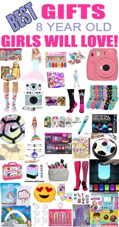 Gifts 8 Year Old Girls Best Gift Ideas And Suggestions For Yr Top Presents A Girl On Her Eighth Birthday Or Christmas