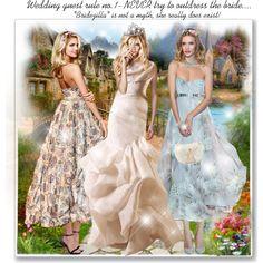 """Phoebe's Designer Darling Dolls: Kate Upton, Lindsay Ellingson & Rosie Huntington-Whiteley"" by princess-phoebe-phoebs on Polyvore"