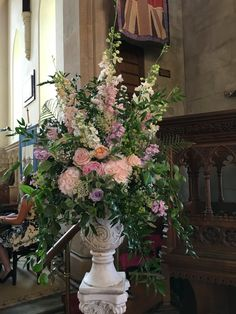 Posy Barn large urn arrangement