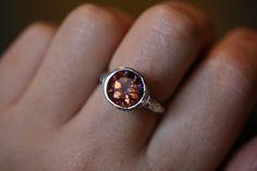 Mystic Topaz Ring - SALE