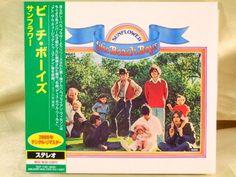 CD/Japan- THE BEACH BOYS Sunflower w/OBI RARE MINI-LP 2012 reissue/2009 remaster #PopRock