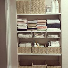 Lava, Neat And Tidy, Bathroom Organization, My Room, Rattan, Cupboard, Laundry Room, Interior Decorating, Storage