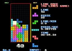 20 seconds of tetris MADNESS