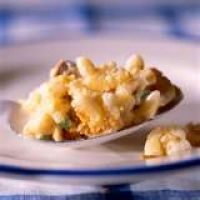 This Magnificent Seven Cheeses and Macaroni is absolutely the best for feeding a hungry crowd! http://www.grouprecipes.com/102427/magnificent-7-cheeses-and-macaroni.html