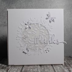 108 mentions J'aime, 15 commentaires - @luciegcards sur Instagram : « I didn't have too much time to craft today but wanted to do a white-on-white card, which is the… »