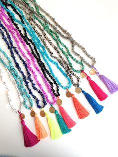Amor Tassel Collection