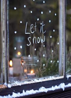 Let it Snow ❄️ on We Heart It