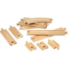Wooden Train Set - Expansion Pack for Beginners