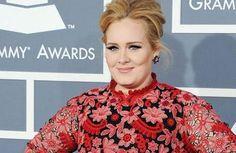 """Adele já está trabalhando no novo CD: """"Não estou parada!"""""""