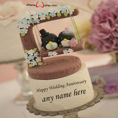 Write name on Wedding Anniversary Wishes to Husband with Name And Wishes Images and create free Online And Wishes Images with name online. Anniversary Wishes For Husband, Wedding Anniversary Wishes, Wishes Images, Happy Birthday Cakes, Create, Desserts, Food, Meal, Deserts