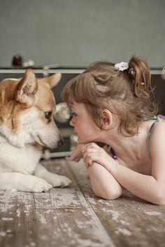 Precious moments...