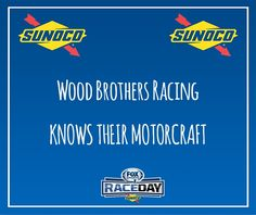 Wood Brothers Racing!