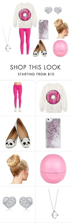 """everyday"" by sparklestache ❤ liked on Polyvore featuring Calvin Klein Performance, Skinnydip and River Island"