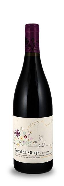 Corral del Obispo 2010, Spanish Red Wine Bierzo at decantalo.com
