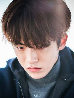 Nam Joo Hyuk ❤ (also he looks so sad and all-) Kim Joo Hyuk, Joon Hyuk, Kim Book, Weightlifting Fairy Kim Bok Joo, Image Model, Kim Woo Bin, Moon Lovers, Korean Model, Boyfriend Material