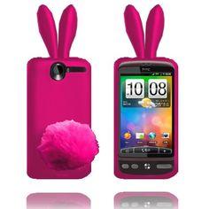 Bunny (Rosa) HTC Desire G7 Deksel