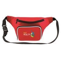 our new promotional waist bag comes in a range of colours