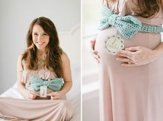 Cute Maternity shoot .... I can make the belt for photo shoot accessory.  crochet a rectangle, fold stitch back, make smaller/thinner rectangle around middle. make long belt around waist using double crochets around, secure with button that will fit between DC making belt adjustable..