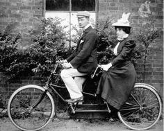 Crap Cycling & Walking in Waltham Forest: The history of cycling