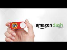 Amazon Dash Button - YouTube