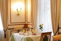 Wohlfühlen im Restaurant im Hotel Scherer Restaurant, Salzburg, Curtains, Home Decor, Hotels, Interesting Facts, Insulated Curtains, Diner Restaurant, Interior Design