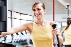 various workouts that use the elliptical's multiple settings to target your whole body.