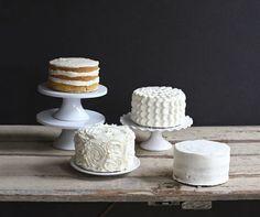 Diez sencillas y originales ideas para decorar tus tartas y pasteles | Los talleres de Maria victrix
